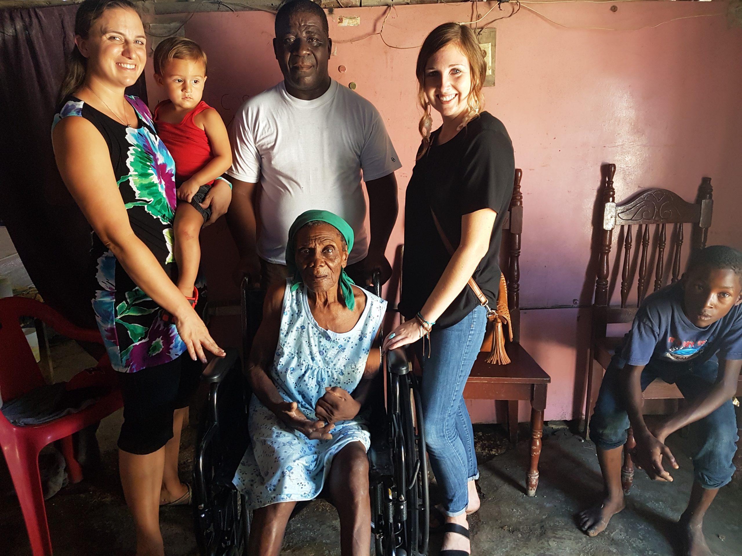 kristin aimee stroke patient Algodon